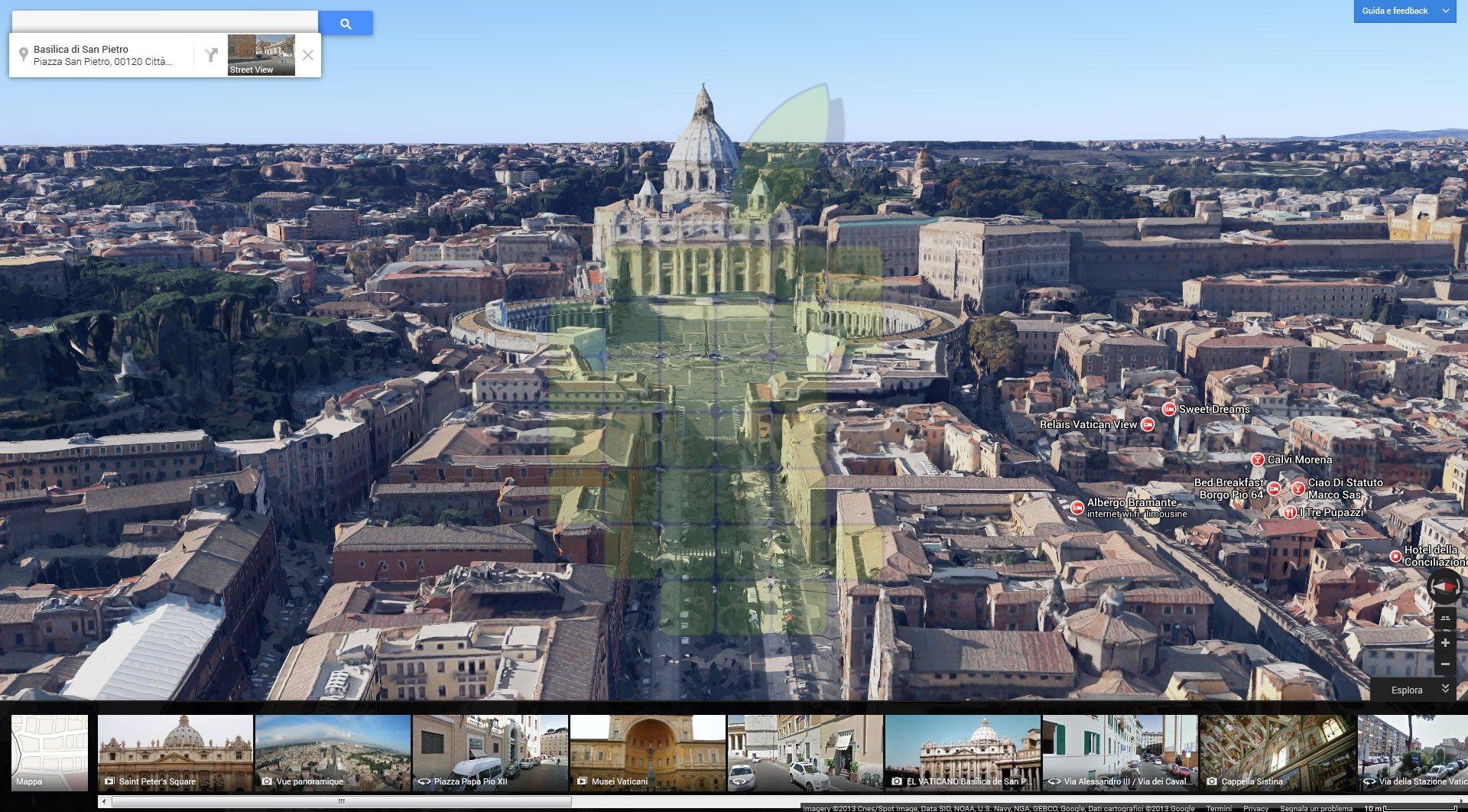 Google-Maps-Earth