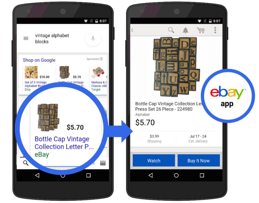 Acquisti su Google - Compra ora