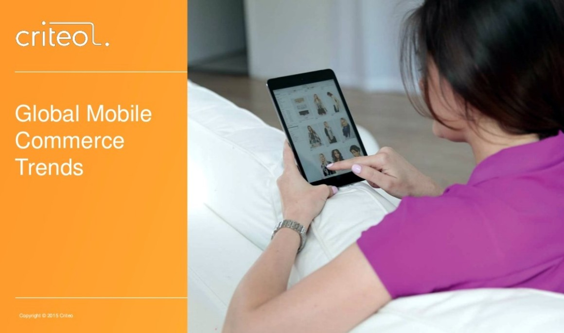 Criteo State of Mobile Commerce