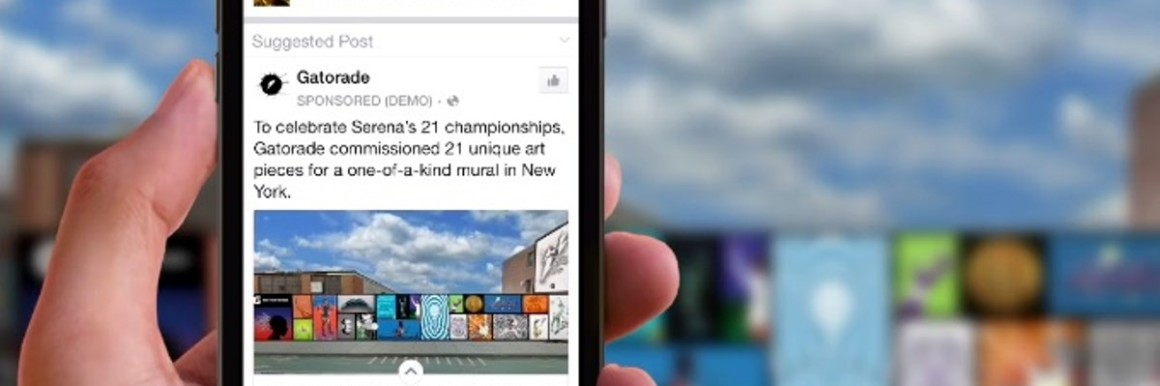 Facebook New Mobile Immersive Ads