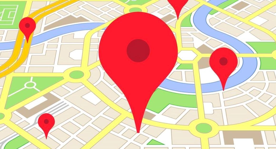 Google Ricerca Località