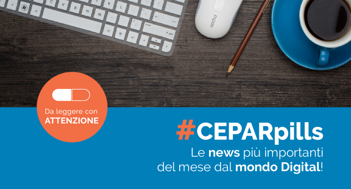 CeparPills - news digital più importanti mese