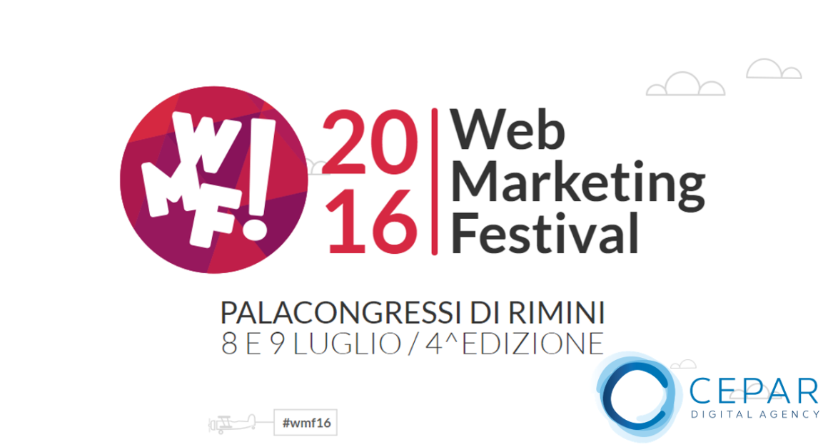 Web Marketing Festival 2016 resoconto
