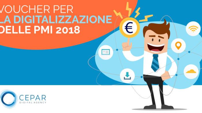 Voucher Digitalizzazione PMI 2018