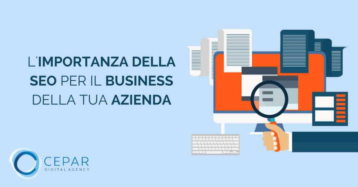 Importanza Seo Business Azienda