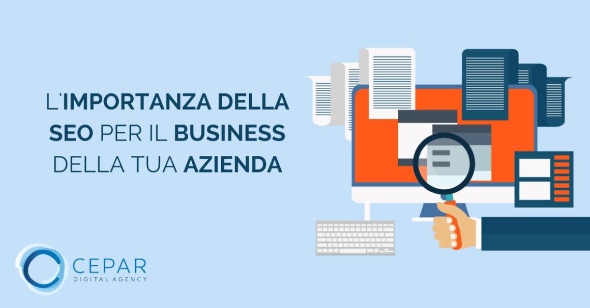 Importanza Seo Business Azienda