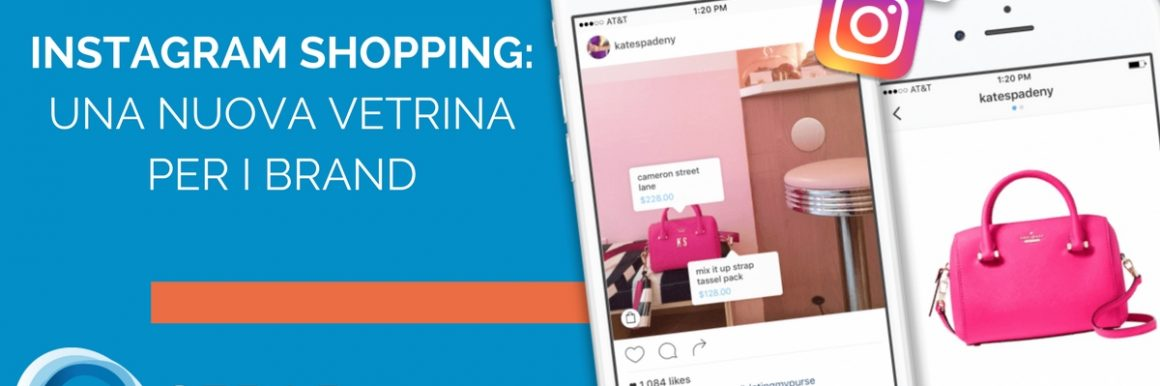 Novità Instagram Shopping come funziona